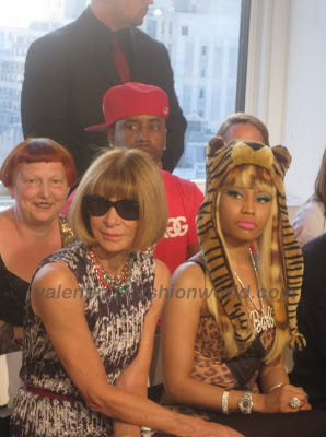 anna wintour and nicky minaj ps