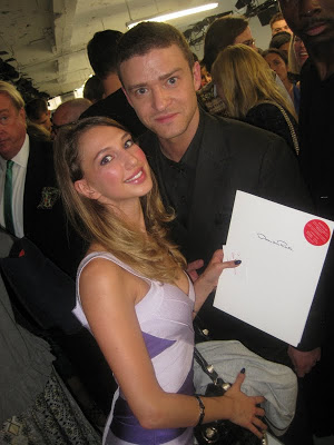 justin timberlake and valentina nessi of v fashion world (44)