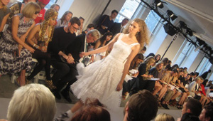 New York Fashion Week – OSCAR DE LA RENTA