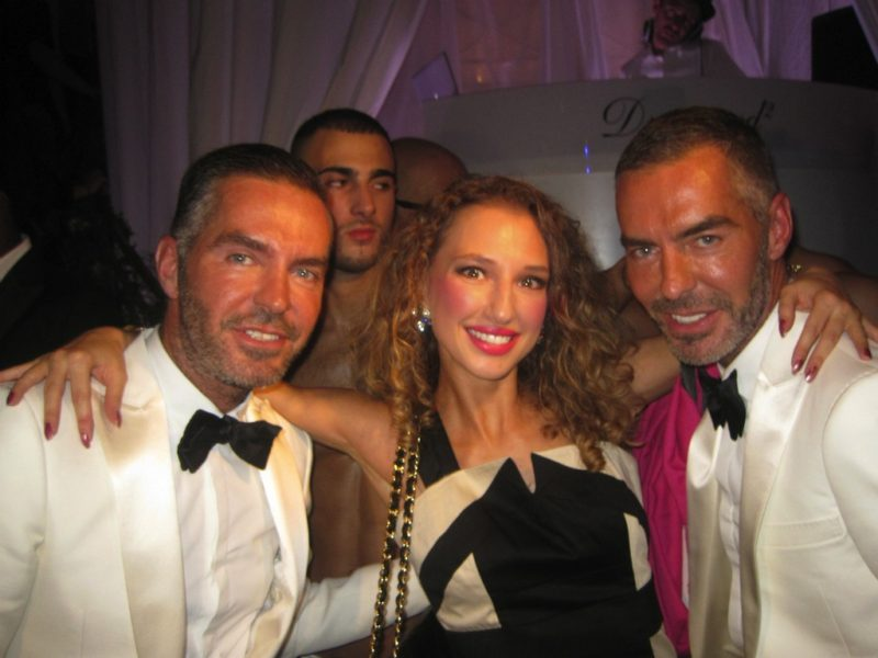 DSQUARED Privat Party at RITZ Hotel Paris