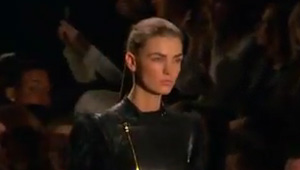 MBFW HERVE LEGER by Max Azria FALL 2012