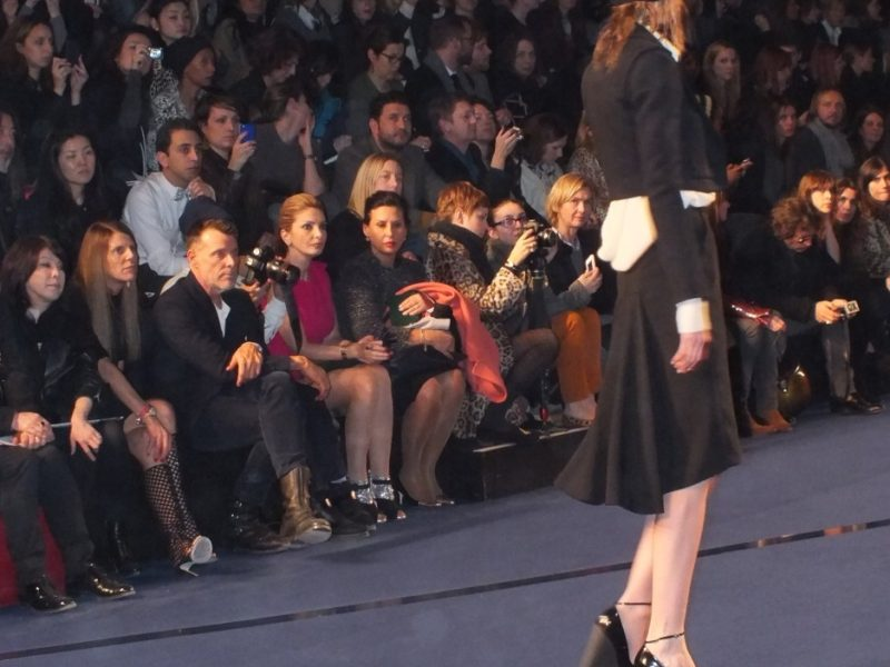 Video of Sonia Rykiel Fashion show F/W 2012-13