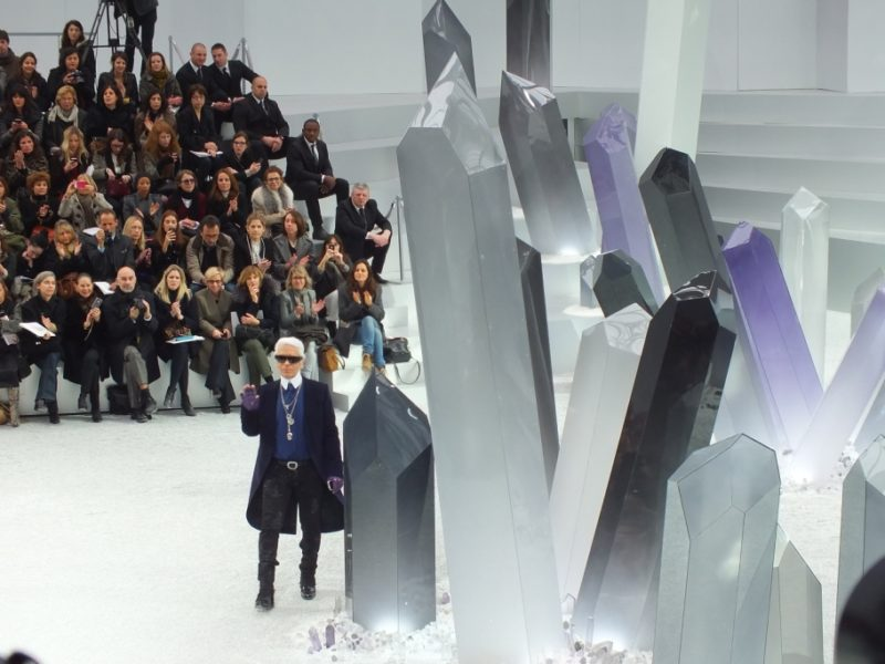 CHANEL Fashion Show Automne-Hiver 2012-13