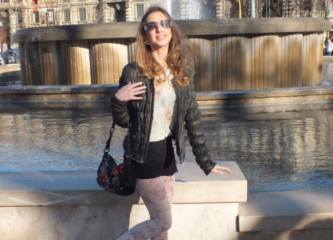 My 4th Day & Outfit of Milano Fashion Week