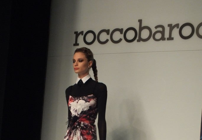 Video of Roccobarocco fashion show