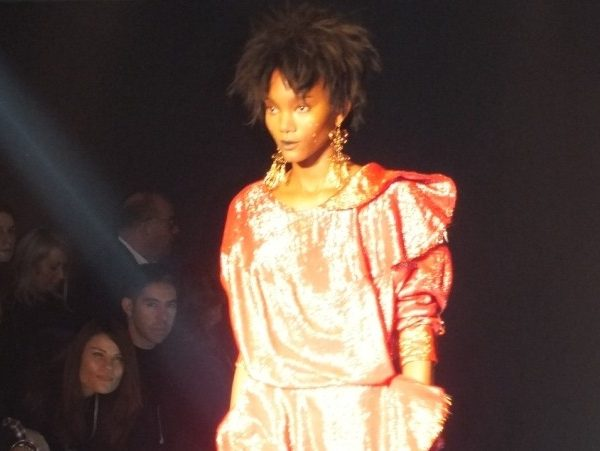 Video of Vivenene Westwood Fashion Show