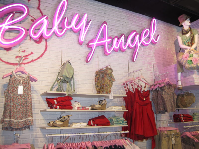 OVS Baby Angel by Massimiliano Zumbo