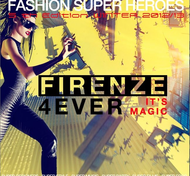 FIRENZE 4EVER 5th EDITION by LUISAVIAROMA
