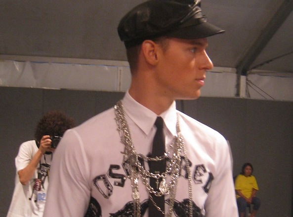 DSQUARED2 Men's Fashion Show