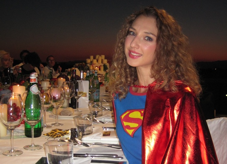 FASHION SUPER HEROES PARTY