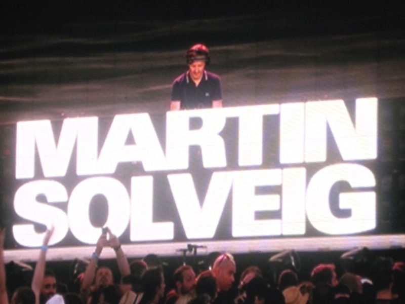 MARTIN SOLVEIG Before The MDNA Tour