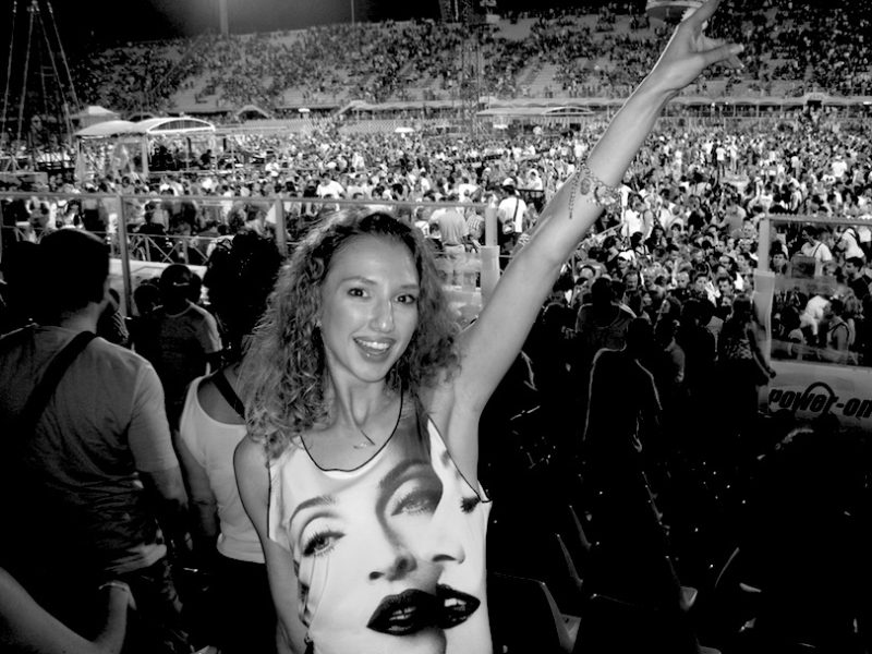 MADONNA – THE MDNA TOUR