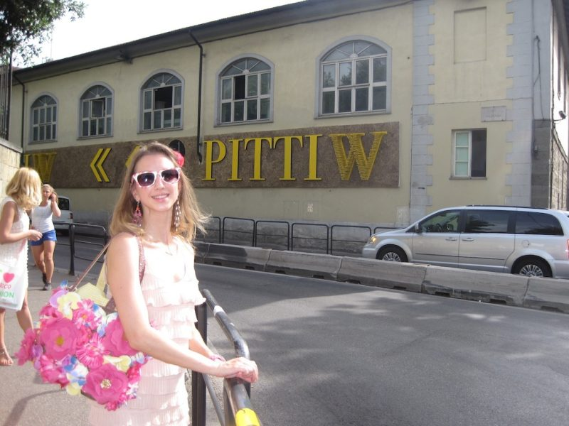 PITTI WOMAN & FENDI EVENT