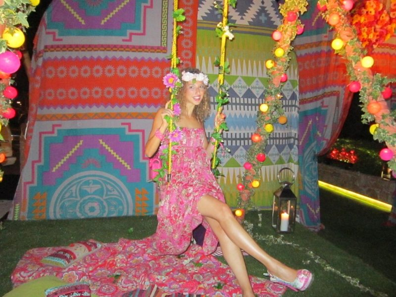 FLOWER POWER at BAOLI