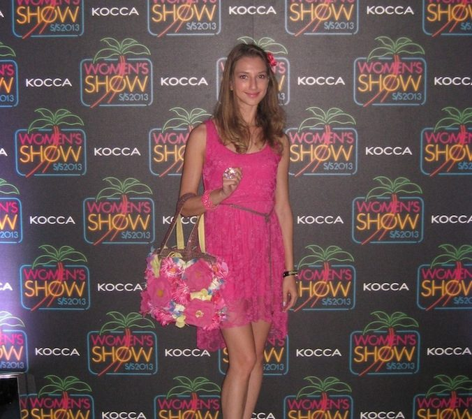 KOCCA Fashion Show Spring/Summer 2013
