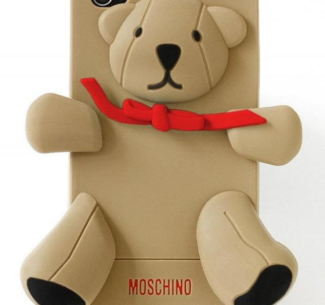 Moschino Gennarino I-phone Cover