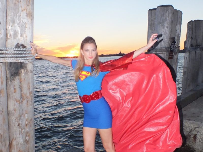 FASHION SUPERHERO PROJECT 9/11