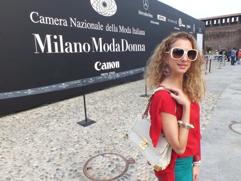 2 Day & Outfits of Milano Fashion Week