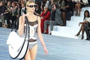 CHANEL FASHION SHOW PRIMAVERA ESTATE 2013