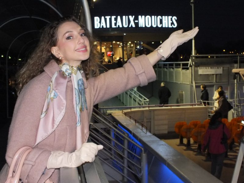 French TV Show – Episode 1 – Bateaux-Mouches