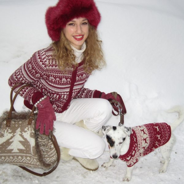 Promenade Winter Look in St.Moritz