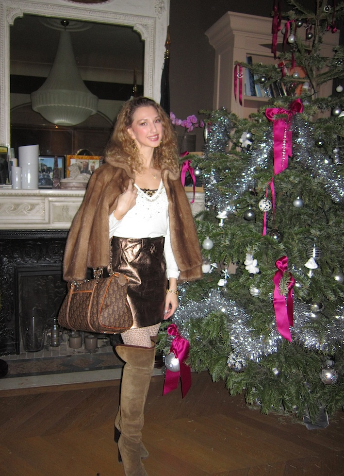 Christmas Outfit Style 04 V Fashion World