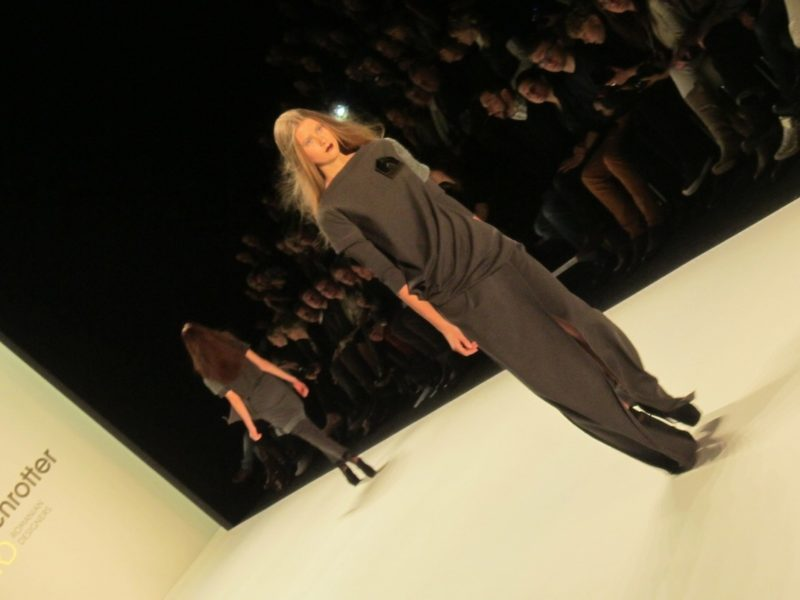 IRINA SCHROTTER Fashion Show in Berlin