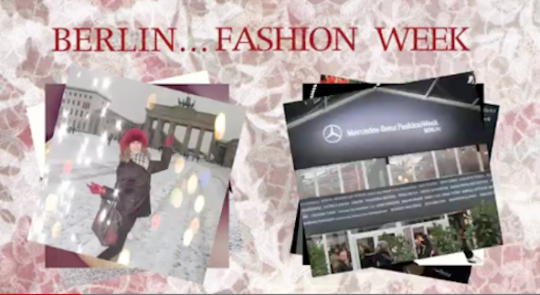 BERLIN FASHION WEEK Official Video