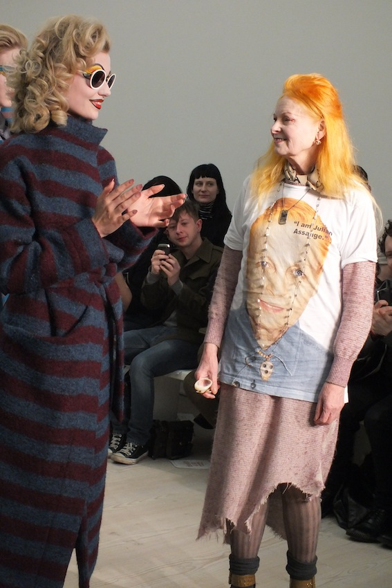 vivienne_westwood end fashion show