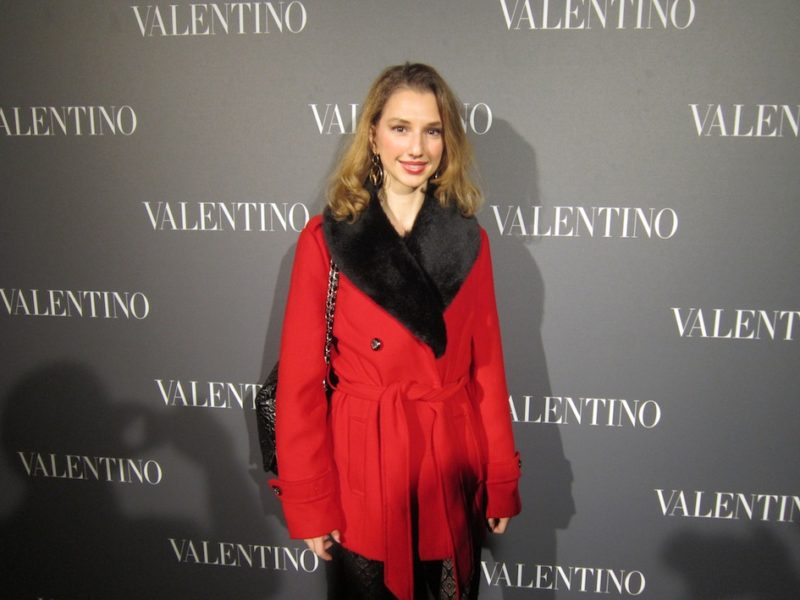 VALENTINO Fashion Boutique Event