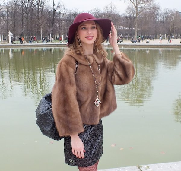 Instagram Pics of Paris Fashion Week