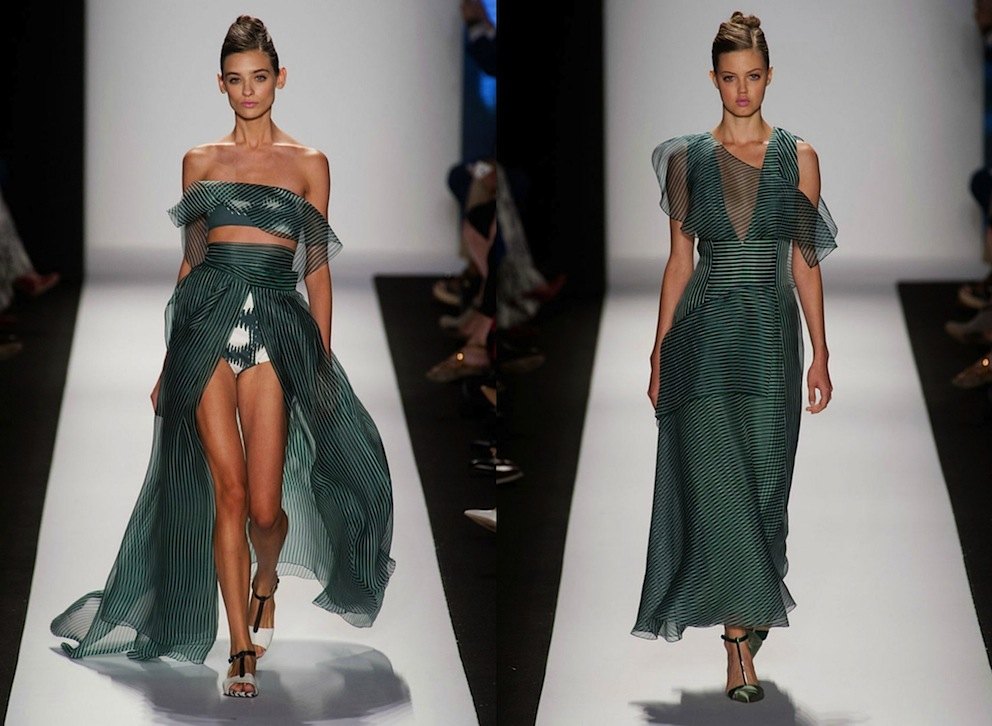 carolina-herrera-green-fashion-dress