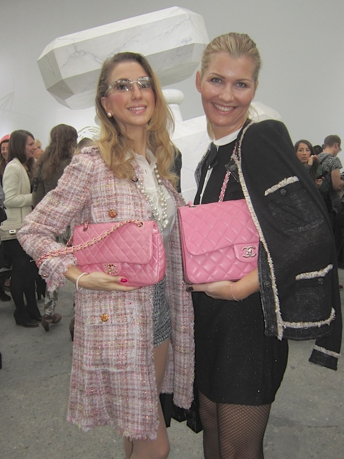 pink chanel bags