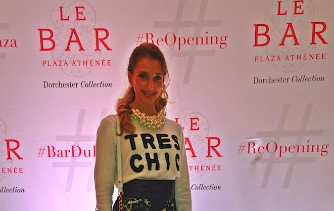 Plaza Athenee Closing Party
