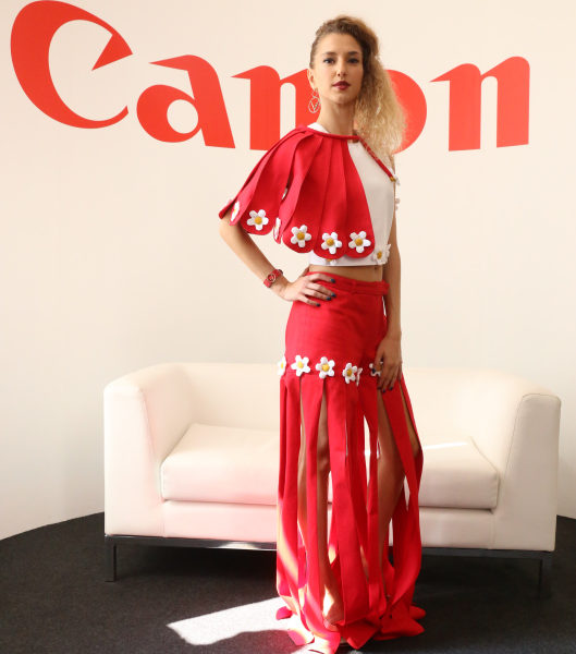 Moda Styletelling – Get the look with Canon – October 2013