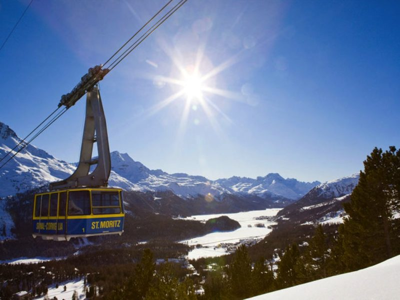 Winter Luxury Destinations – ST.MORITZ