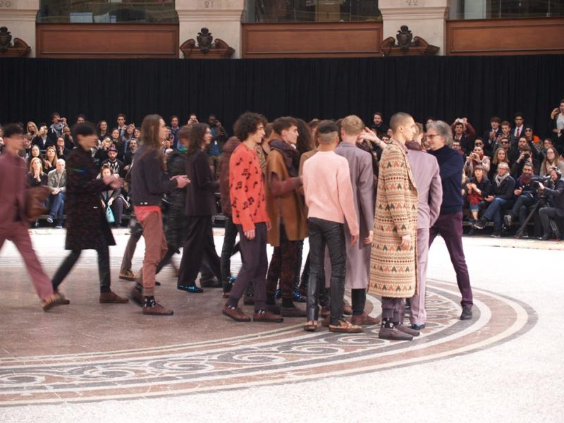 Paul Smith Fall Winter 2014-2015 Menswear Fashion Show