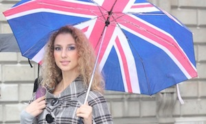 IL MIO VIDEO DELLA LONDON FASHION WEEK SS14