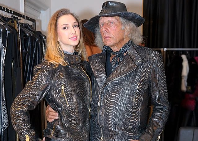 James Goldstein Fashion Event in Milano