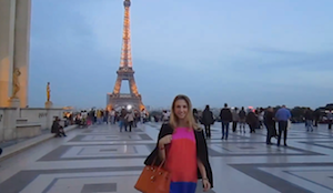 IL MIO VIDEO DELLA PARIS FASHION WEEK SS14