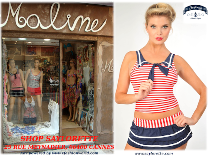 Saylorette fyler powered by vfw ADV x Maline Boutique Cannes