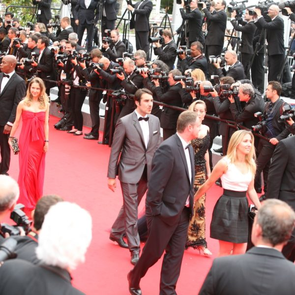 Fashion Blogger sul Red Carpet – 20 Minuti – May 2014