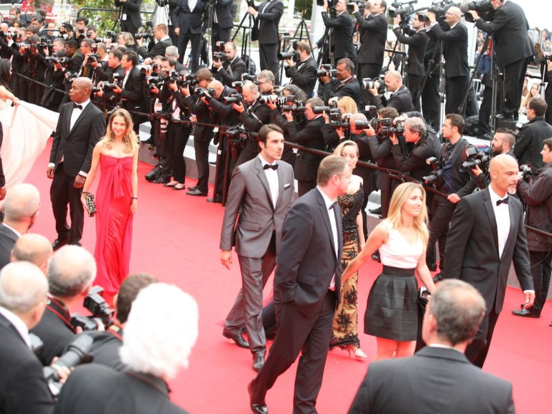 MY RED CARPET EXPERIENCE AT 67th CANNES FILM FESTIVAL