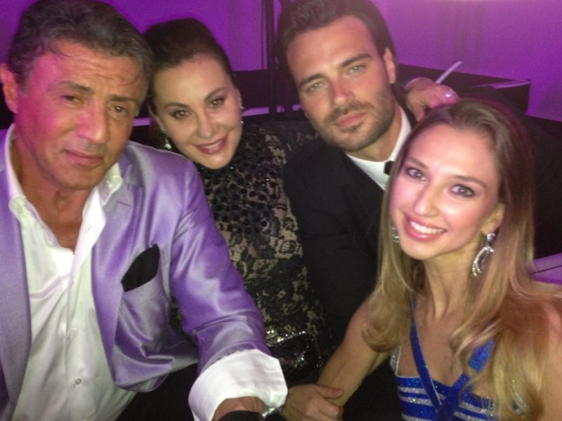The Expendables 3 Dinner & Party