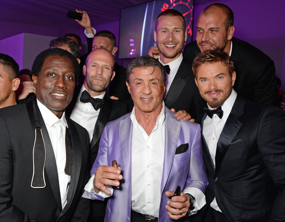 """""""The Expendables 3"""" Dinner and Party"""