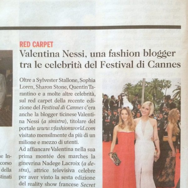 Gli 8 best outfits di Cannes 2014 on Luukmagazine.com