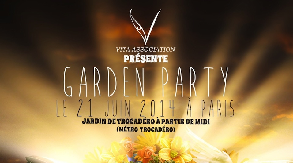 garden party charity event