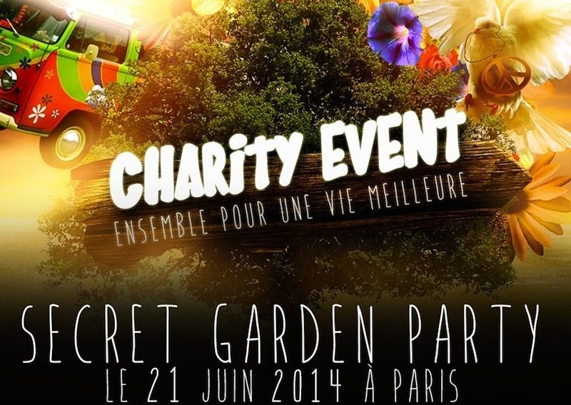 Secret Garden Party – Charity Event Project