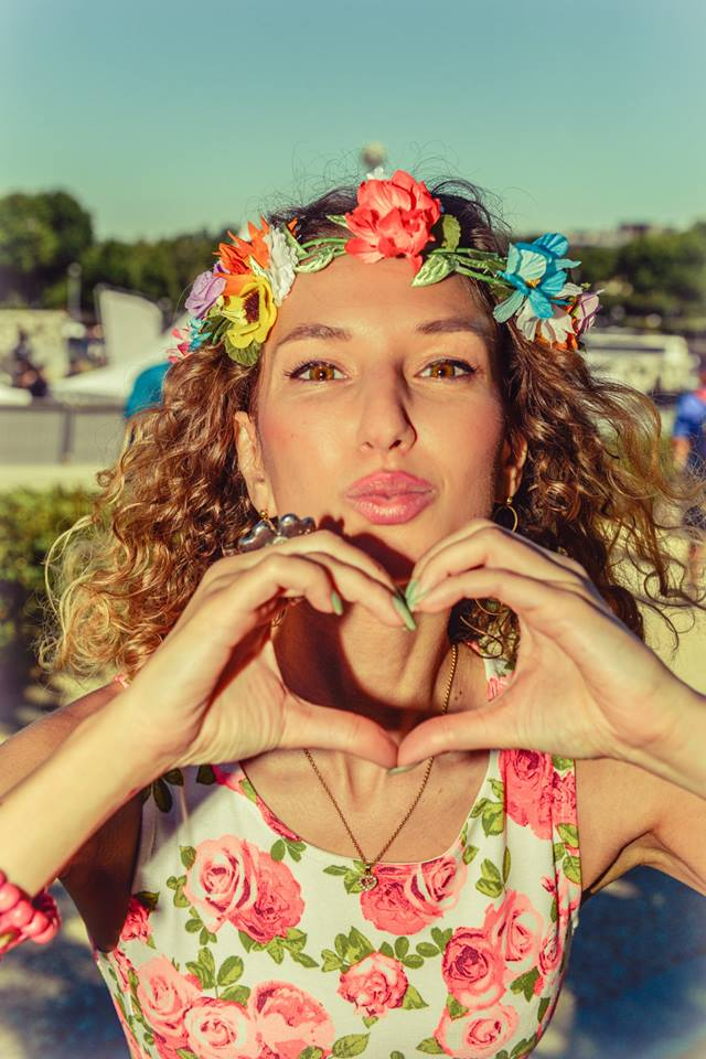 flower power peace and love valentina fashion world