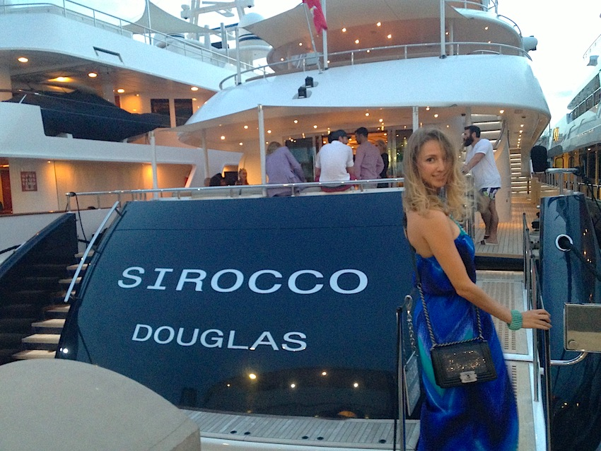 sirocco douglas boat party cannes